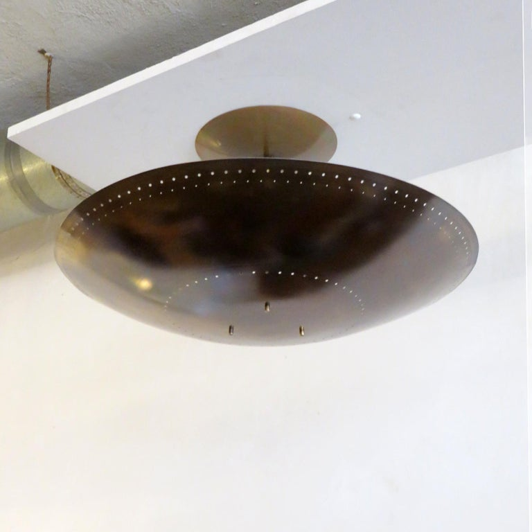 Organic Modern Utah-24 Ceiling Light by Gallery L7 For Sale