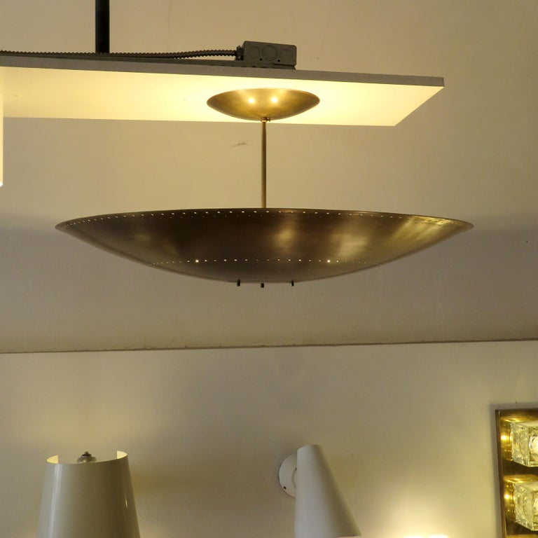 Utah-30 Ceiling Light by Gallery L7 In New Condition For Sale In Los Angeles, CA