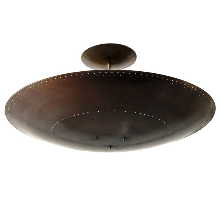 Utah-30 Ceiling Light by Gallery L7 For Sale
