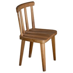 """Utö"" Chair by Axel-Einar Hjorth, 1930s"