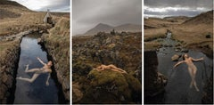 Triptych I, from the series Marise Nature