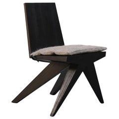 V-Dining Chair, Arno Declercq