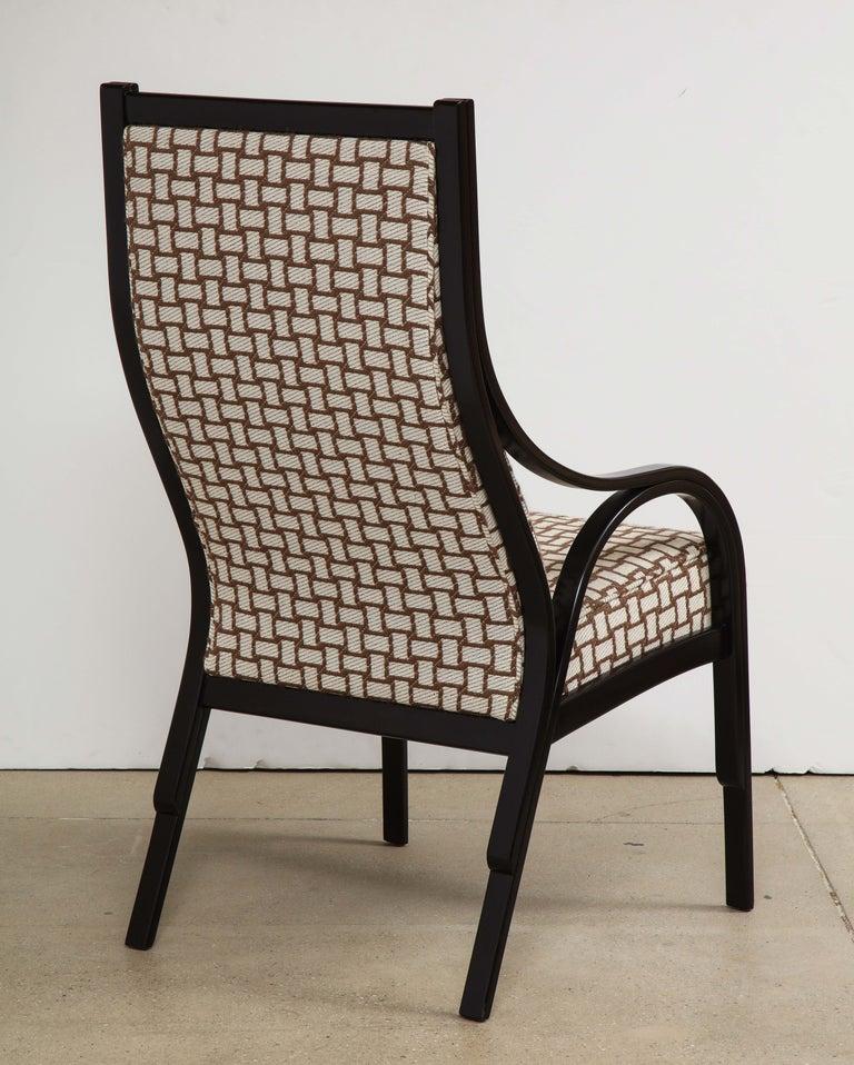 Mid-Century Modern V. Gregotti, G. Stoppino, & L. Meneghetti Chair For Sale