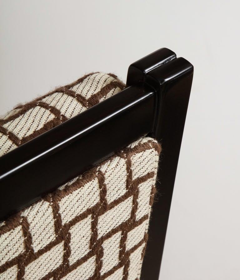 Italian V. Gregotti, G. Stoppino, & L. Meneghetti Chair For Sale