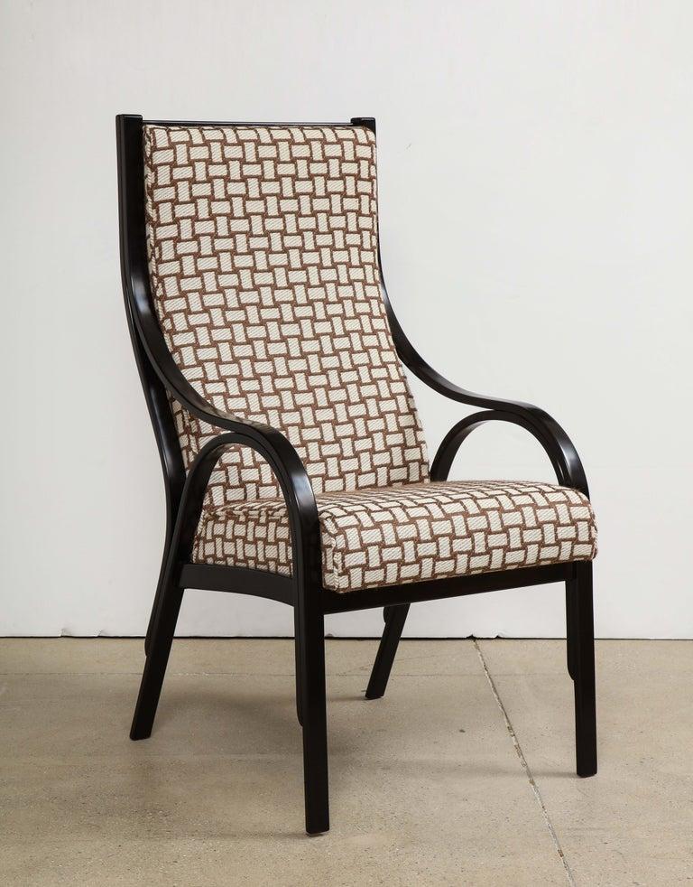 Mid-20th Century V. Gregotti, G. Stoppino, & L. Meneghetti Chair For Sale