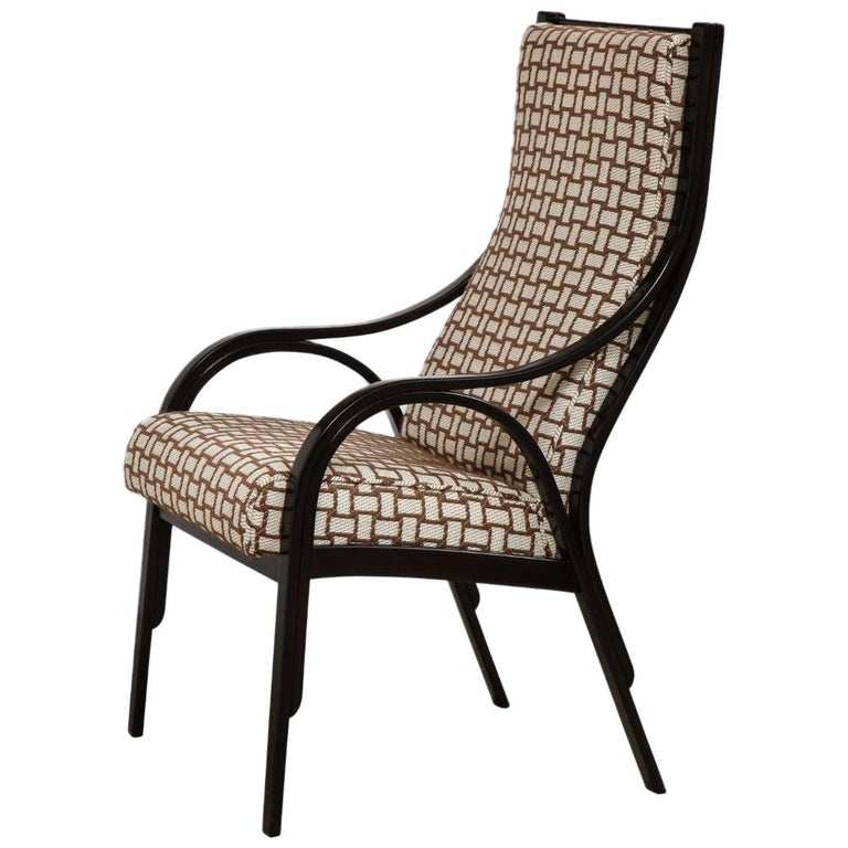 V. Gregotti, G. Stoppino, & L. Meneghetti Chair For Sale