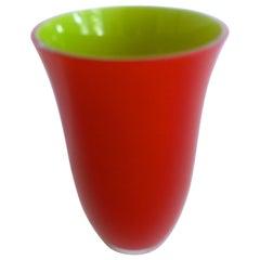 V Nason Bell Vase, Late 1990s