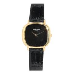 Vacheron Constantin 18 Karat Gold Vintage TV Screen Wristwatch with Original Box