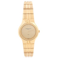 Vacheron Constantin 18 Karat Yellow Gold Phidas Ladies Watch
