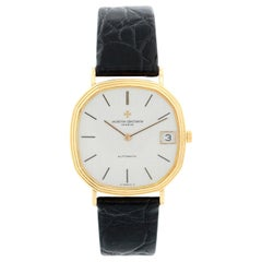 Vacheron Constantin 18 Karat Yellow Gold Vintage Men's Automatic Watch