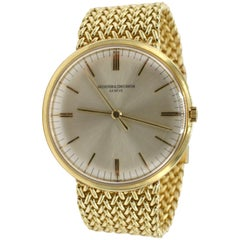 Vacheron Constantin 18 Karat Yellow Gold Watch Ref. 6903