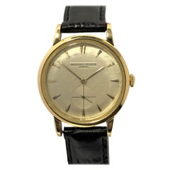 Vacheron Constantin 1950s Textured Dial Mechanical Wristwatch