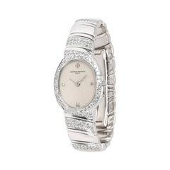 Vacheron Constantin Absolues 27036/PB Women's Watch in 18 Karat White Gold