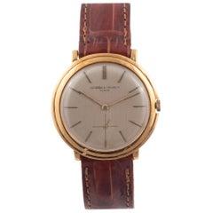 Vacheron & Constantin an 18K Gold Manual Wind Wristwatch, circa 1965