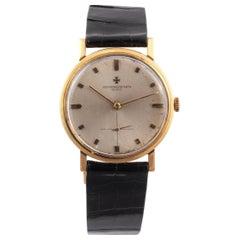 Vacheron & Constantin an 18k Gold Manual Wind Wristwatch, circa 1970's