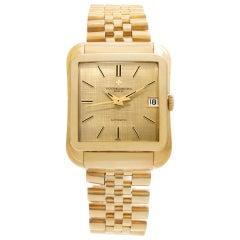 Vacheron Constantin Cioccolatone 6440 Q 18k Yellow Gold Automatic Watch