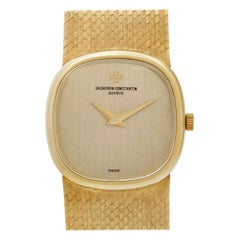 Vacheron Constantin Classic 13007, Gold Dial, Certified and Warrant