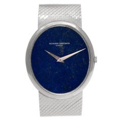 Vacheron Constantin Classic 2047P, Case, Certified and Warranty