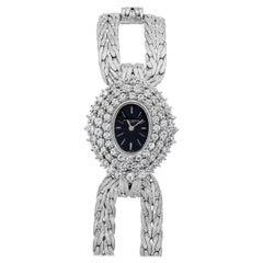 Vacheron Constantin Diamond Ladies Wristwatch