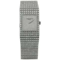 Vacheron Constantin Diamond Watch
