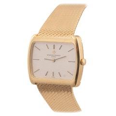 Vacheron Constantin Dress Watch 18kt Yellow Gold