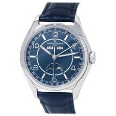 Vacheron Constantin Fiftysix 4000E/000A-B548, Blue Dial