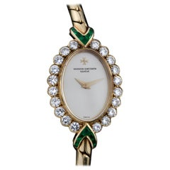 Vacheron Constantin Full 18 Karat Gold and Diamonds, 1950s