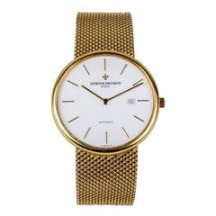 Vacheron Constantin Gold Wristwatch