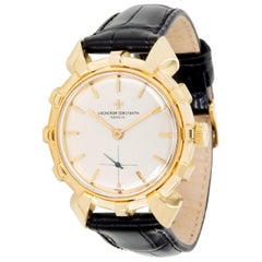 Vacheron Constantin Helm 4709 Unisex Watch in 18 Karat Yellow Gold