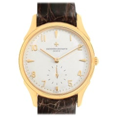 Vacheron Constantin Historique Yellow Gold Men's Watch 92239