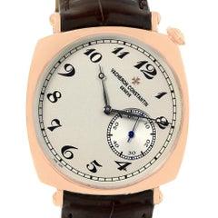 Vacheron Constantin Historiques American Rose Gold Men's Watch 82035