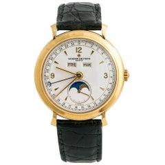 Vacheron Constantin Historiques Triple Date 37150 Men's Hand Winding Watch