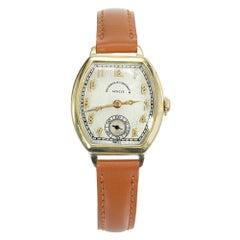 Vacheron Constantin Ladies Yellow Gold Wristwatch