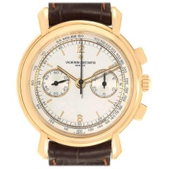 Vacheron Constantin Les Historique 18 Karat Yellow Gold Men's Watch 47101/1