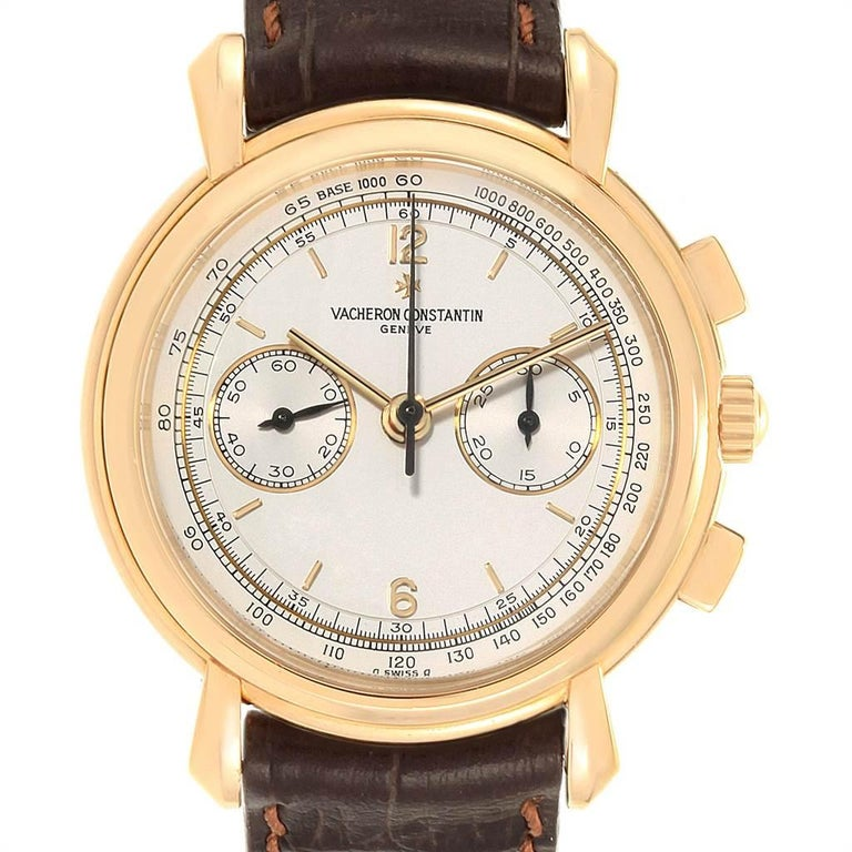 Vacheron Constantin Les Historique 18K Yellow Gold Mens Watch 47101/1. Manual-winding movement. 18k yellow gold case 37.0 mm in diameter. Transparrent case back. Sculpted downturned lugs. 18K yellow gold stepped bezel. Scartch resistant sapphire