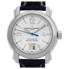 Vacheron Constantin Malte 42015, Silver Dial, Certified