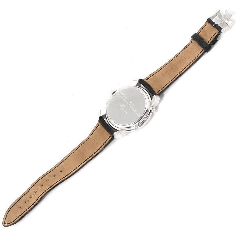 Vacheron Constantin Malte Dual Time Regulator White Gold Men's Watch 42005 For Sale 5