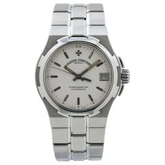 Vacheron Constantin Overseas 42042, Silver Dial, Certified
