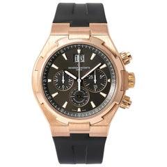 Vacheron Constantin Overseas 49150/000R-9338, Brown Dial
