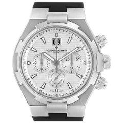 Vacheron Constantin Overseas Chronograph Men's Watch 49150 Box Card