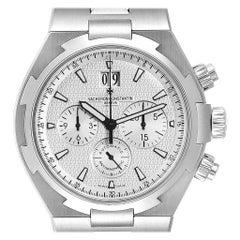 Vacheron Constantin Overseas Chronograph Men's Watch 49150 Box Papers