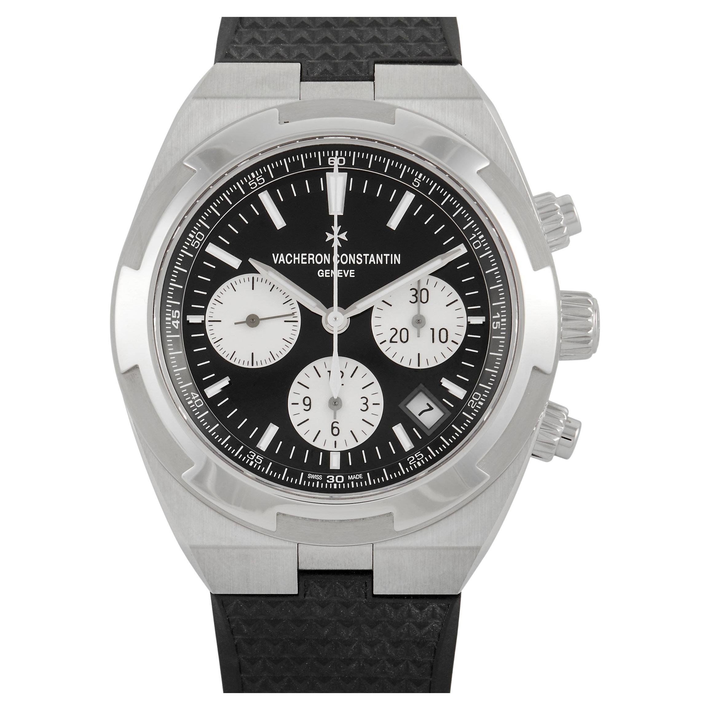 Vacheron Constantin Overseas Chronograph Watch 5500V/110A-B481