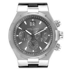 Vacheron Constantin Overseas Deep Stream Chronograph Men's Watch 49150