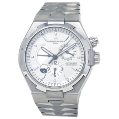 Vacheron Constantin Overseas Dual Time Stainless Steel Automatic 47450/B01A-9226
