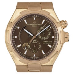 Vacheron Constantin Overseas Rose Gold 47450/B01R-9229 Automatic Wristwatch