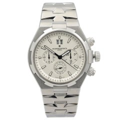 Vacheron Constantin Overseas Steel Automatic Silver Men's Watch 49150/B01A-9745