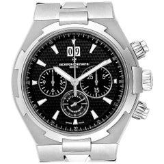 Vacheron Constantin Overseas Steel Men's Watch 49150 Box Papers