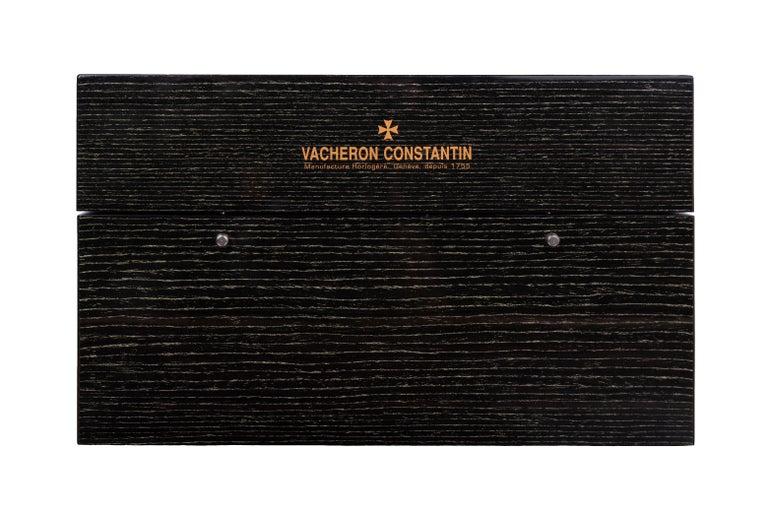 Vacheron Constantin Overseas Watch Chronograph Perpetual Calendar Rose Gold Case For Sale 1
