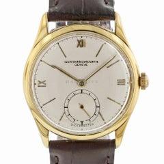 Vacheron Constantin P453 18 Karat Yellow Gold Vintage Manual Wind Swiss Watch