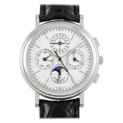 Vacheron Constantin Patrimony Platinum Perpetual Calendar Chronograph 49005/000P